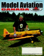 Model Aviation Canada (MAC) Magazine - August 2009