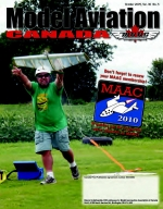 Model Aviation Canada (MAC) Magazine - October 2009
