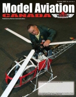 Model Aviation Canada (MAC) Magazine - December 2009