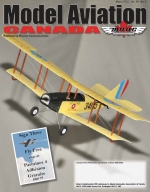 Model Aviation Canada (MAC) Magazine - March 2011