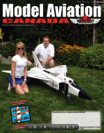 Model Aviation Canada (MAC) Magazine - November 2012