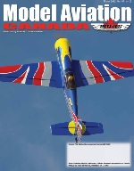 Model Aviation Canada (MAC) Magazine - March 2013