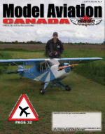 Model Aviation Canada (MAC) Magazine - July 2013