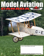 Model Aviation Canada (MAC) Magazine - January 2015
