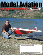 Model Aviation Canada (MAC) Magazine - May 2015