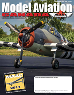 Model Aviation Canada (MAC) Magazine - September 2016