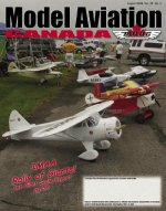 Model Aviation Canada (MAC) Magazine - August 2008