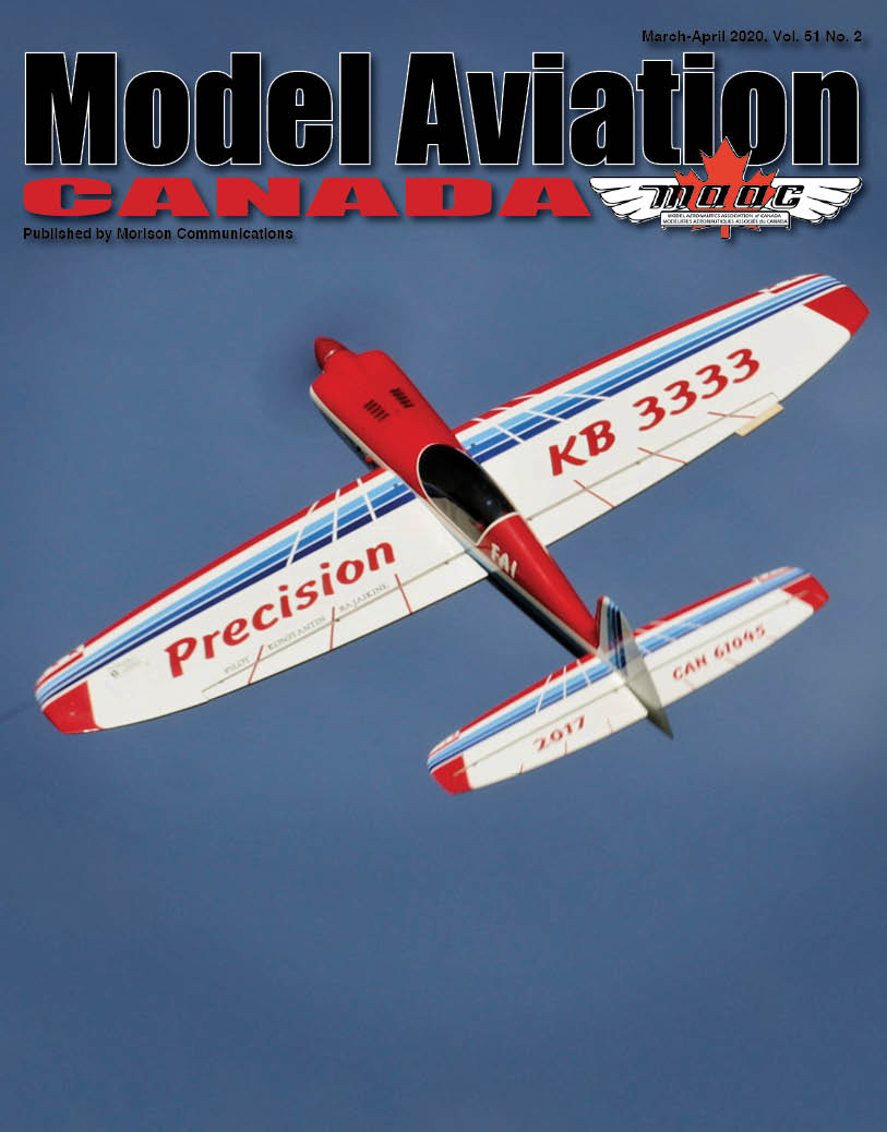 Model Aviation Canada (MAC) Magazine - Mar-Apr 2020