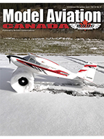 La revue Model Aviation Canada (MAC)