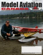 Model Aviation Canada (MAC) Magazine - December 2008